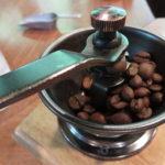 富良野のドラマ『優しい時間』に出てくるコーヒー豆を自分で挽く喫茶店