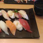 札幌東区でお寿司のワンコインランチ!平日限定17時まで!